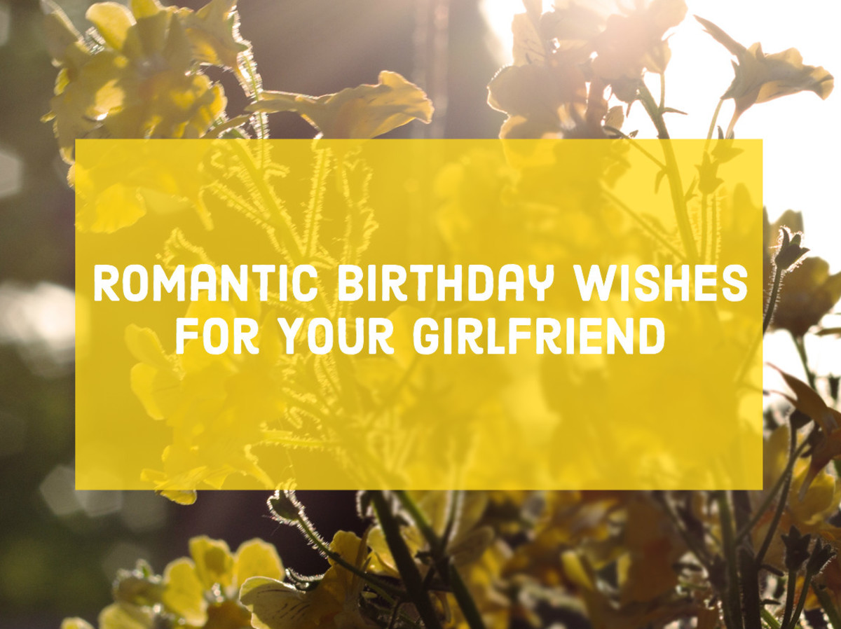 romantic birthday wishes messages