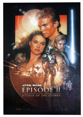Image result for star wars episode ii