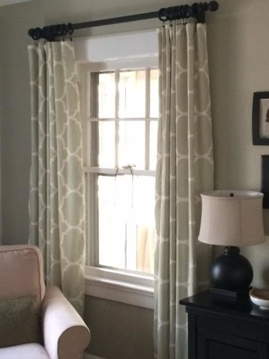How to Update Curtains or Drapes  Dengarden