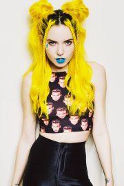 diy hair 15 orange and yellow