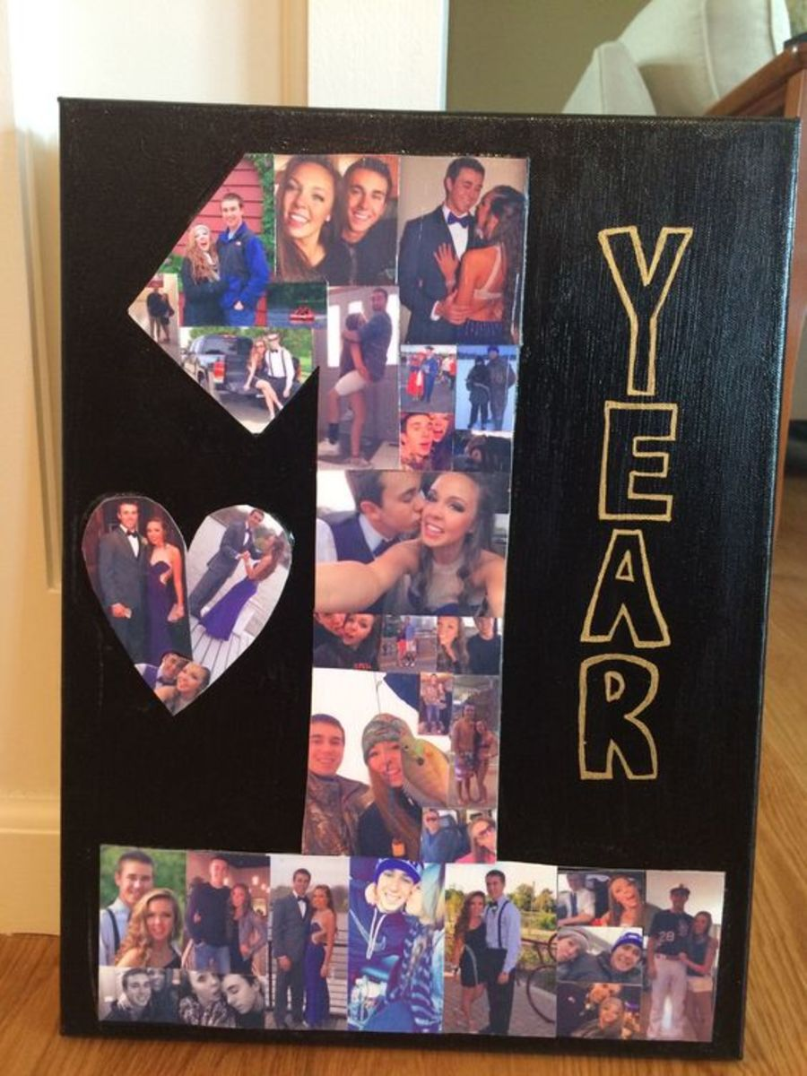 diy anniversary gifts for