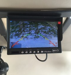 how to upgrade your old rv rear camera system to a color system [ 1024 x 1365 Pixel ]
