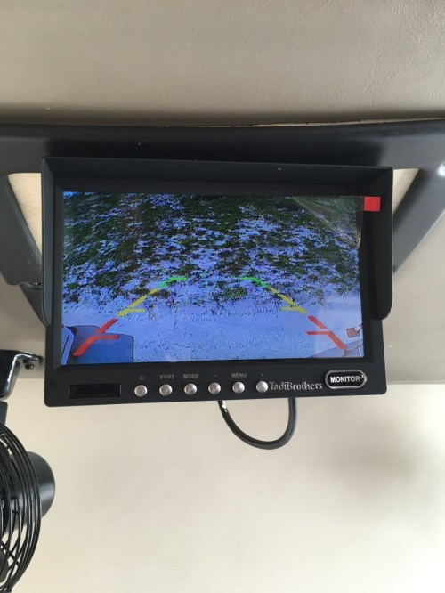 small resolution of how to upgrade your old rv rear camera system to a color system