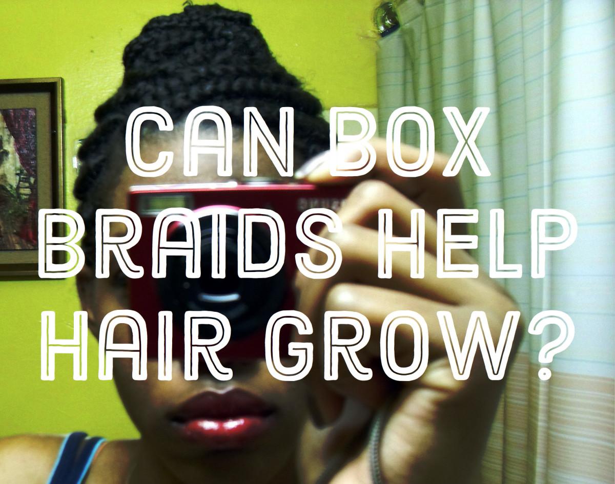 Are Box Braids Good for Hair Growth?