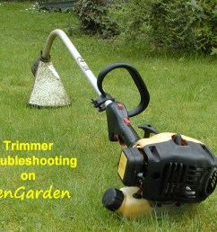 string trimmer strimmer won t work 2 stroke engine and carburetor troubleshooting dengarden [ 1024 x 768 Pixel ]