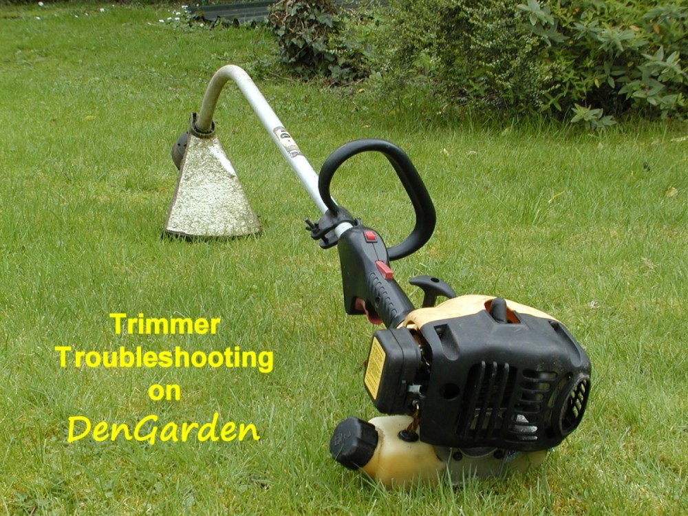 medium resolution of string trimmer strimmer won t work 2 stroke engine and carburetor troubleshooting dengarden