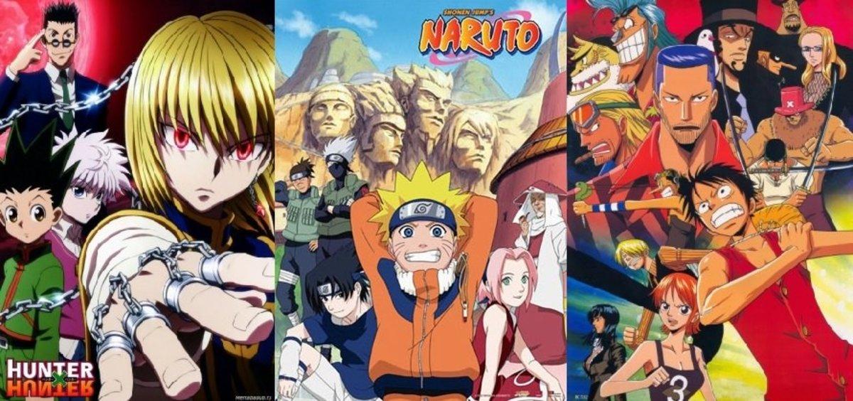 10 Best Shounen Anime of All Time  ReelRundown