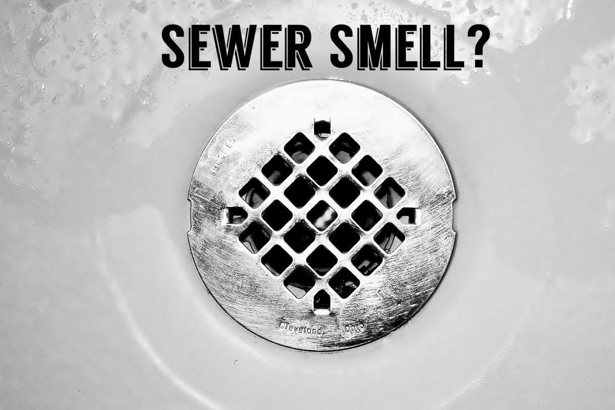 kitchen sink drain stopper decor yellow smell sewer gas in your house? try this diy remedy before ...