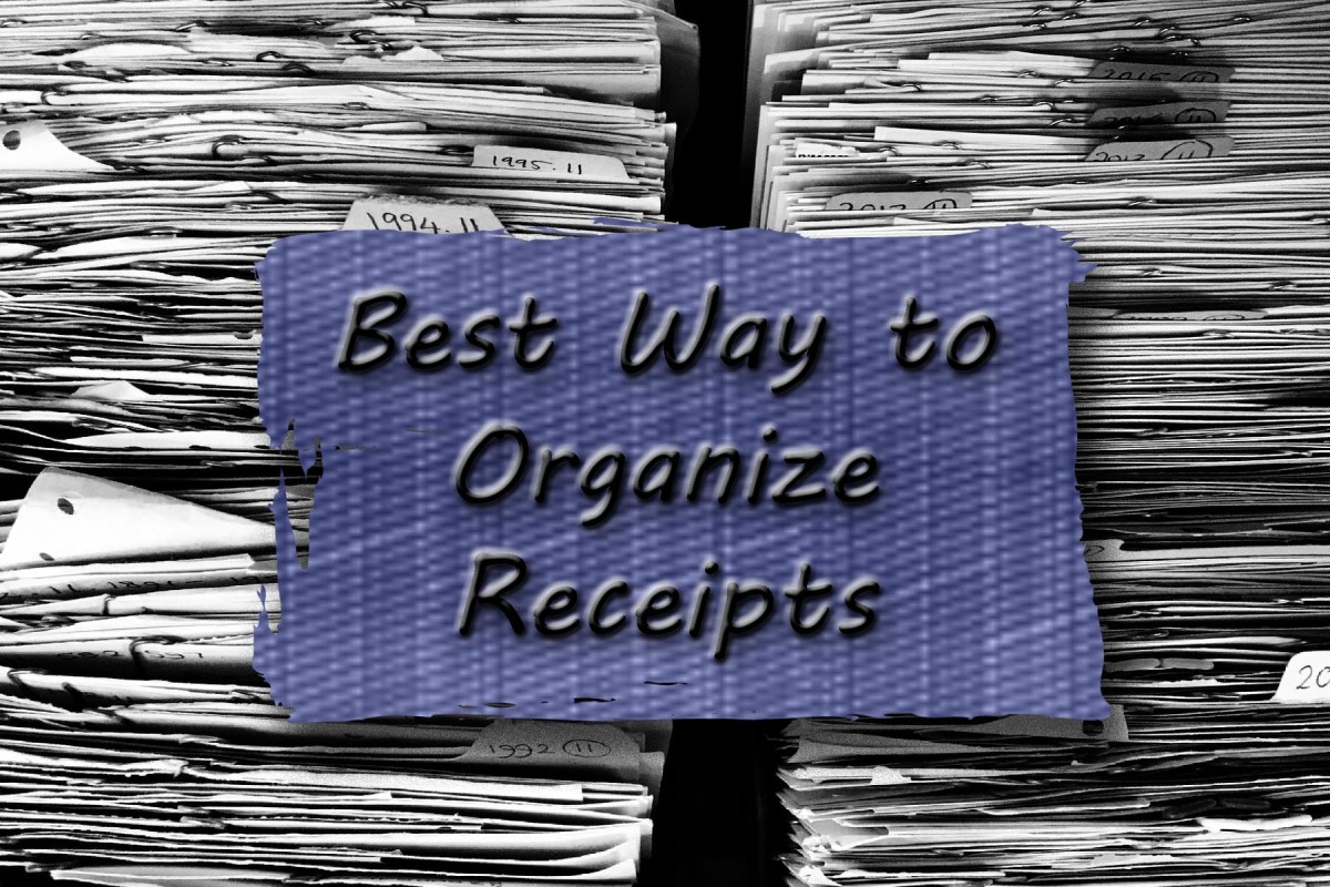 The Best Way To Organize Receipts  Toughnickel