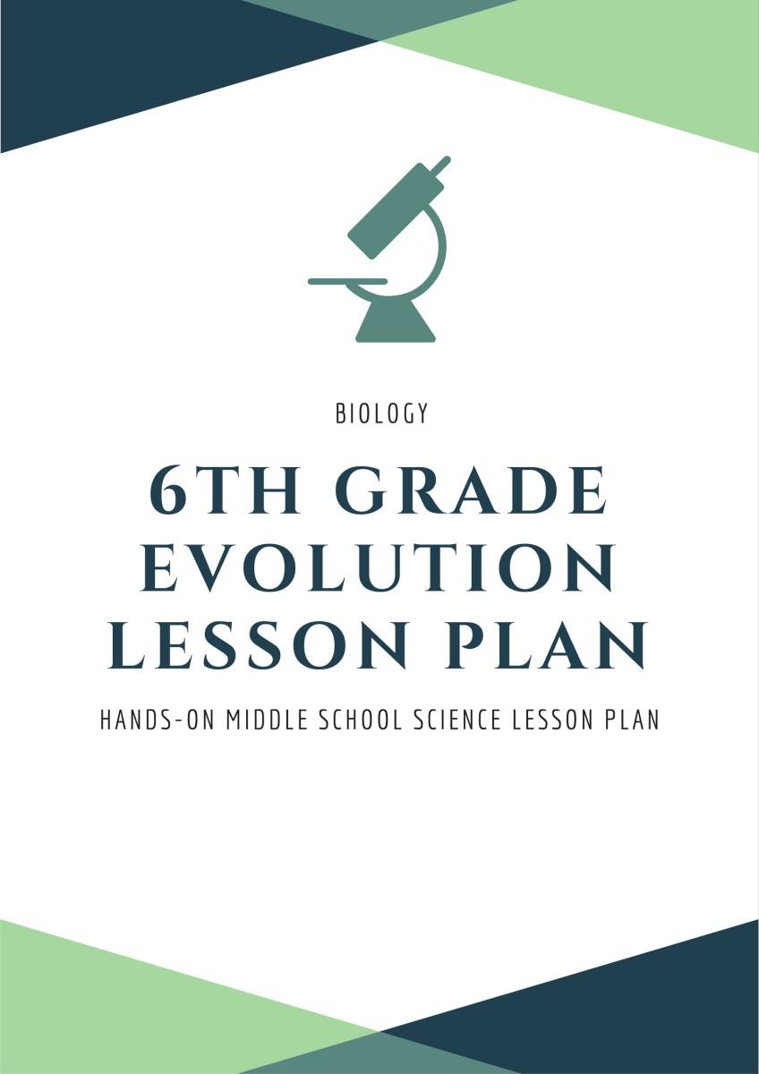 Evolution Worksheet Middle School