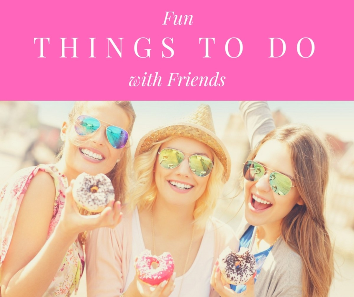 25 Fun Things to Do With Friends  PairedLife