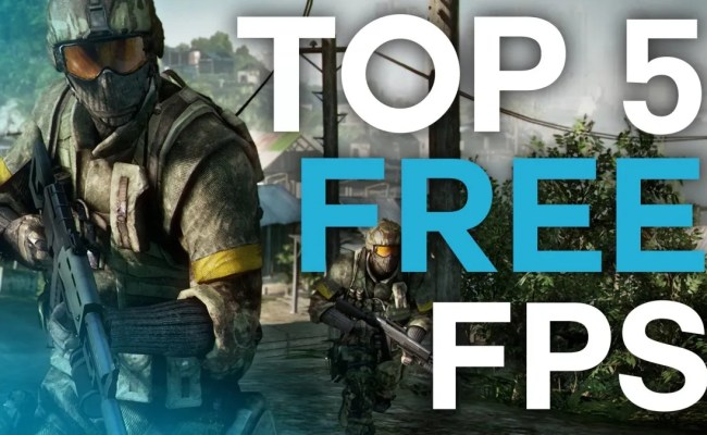 Top 5 Fps Games On Steam Hubpages