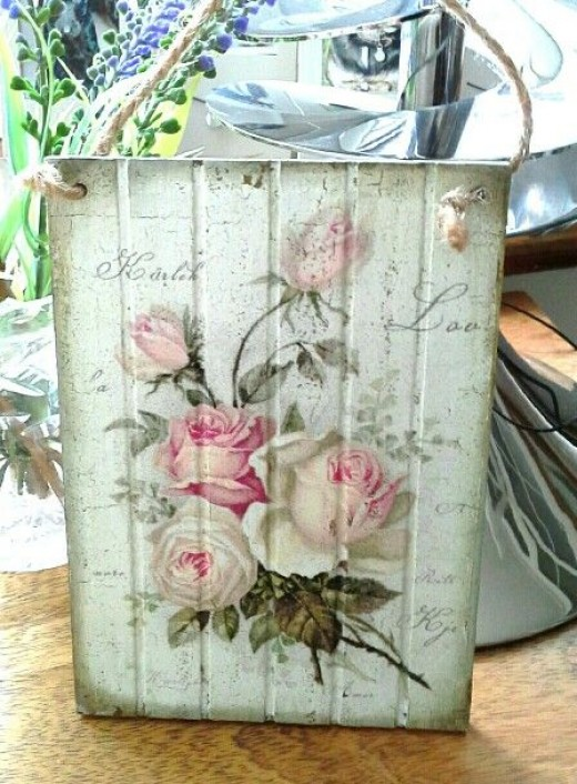 What Is Decoupage  Decoupage Arts  Crafts Ideas