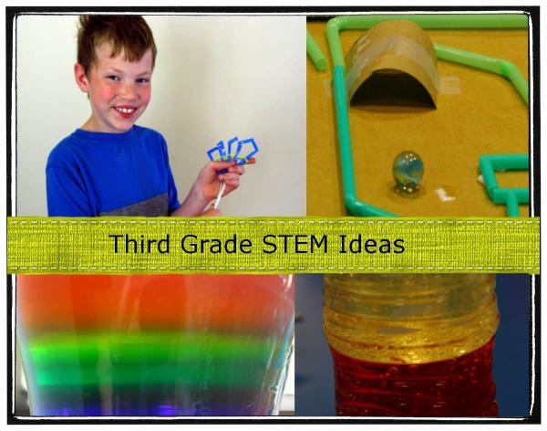 Easy Stem Activities 3rd Graders Wehavekids
