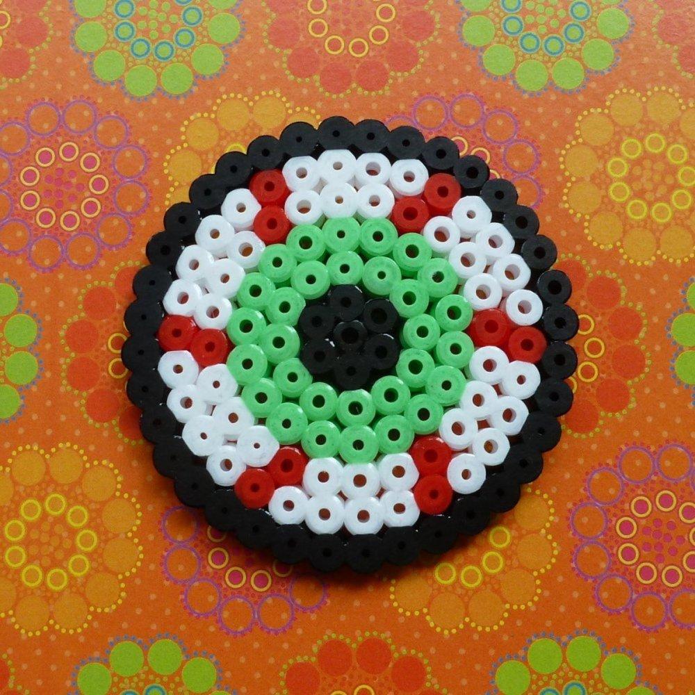 medium resolution of halloween perler bead patterns