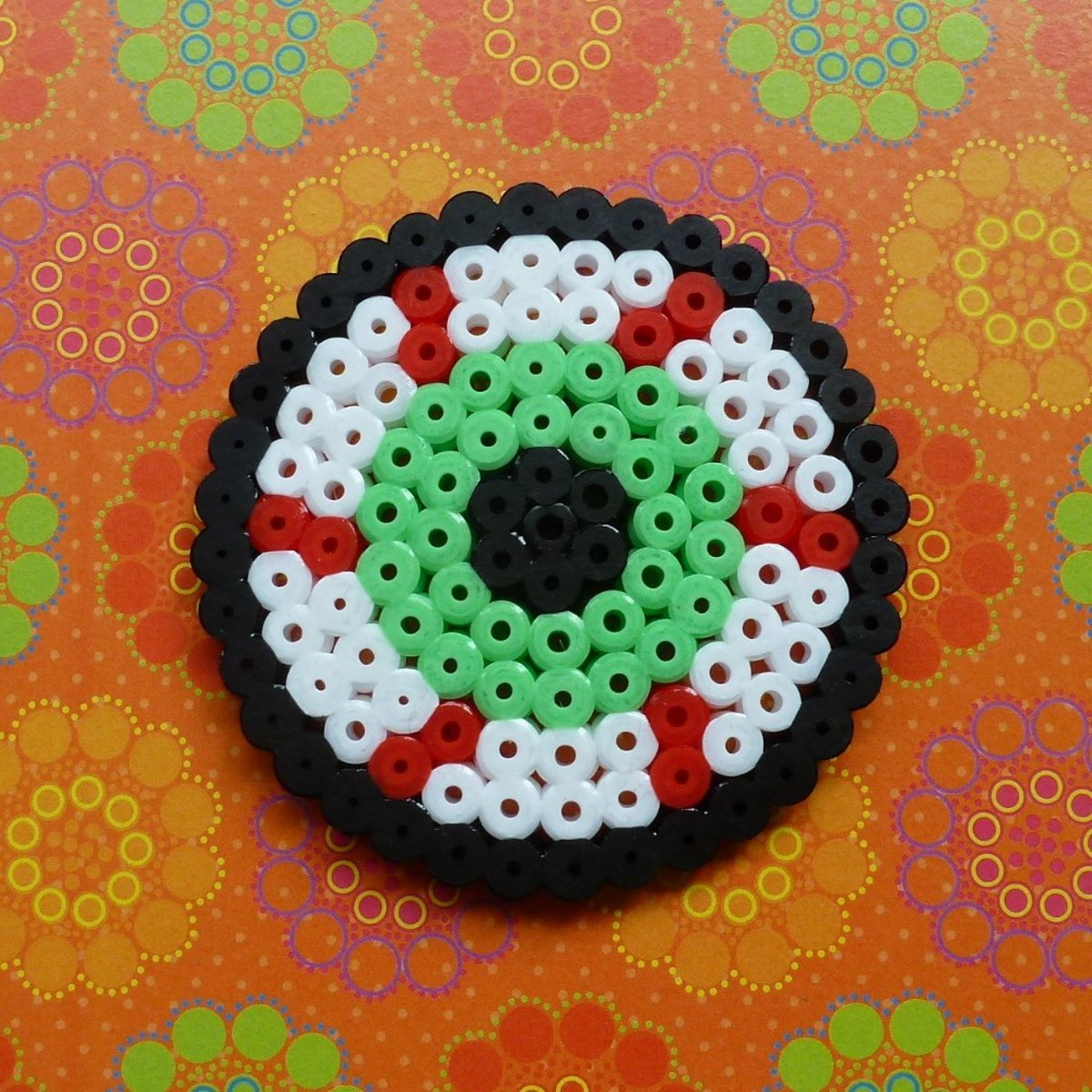hight resolution of halloween perler bead patterns
