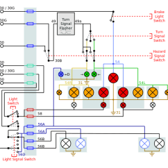 Vw Polo 9n Central Locking Wiring Diagram Transporter T5 Radio Why Don T My Brake Lights Work Axleaddict If Necessary Use Your Vehicle To Identify Light Switch Wires And Connections