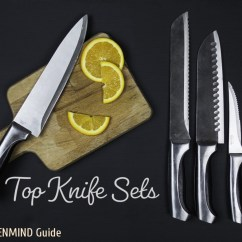 Good Kitchen Knife Set Counter Ideas 2019 S Top 10 Sets Delishably A Quick And Easy Guide To The Best