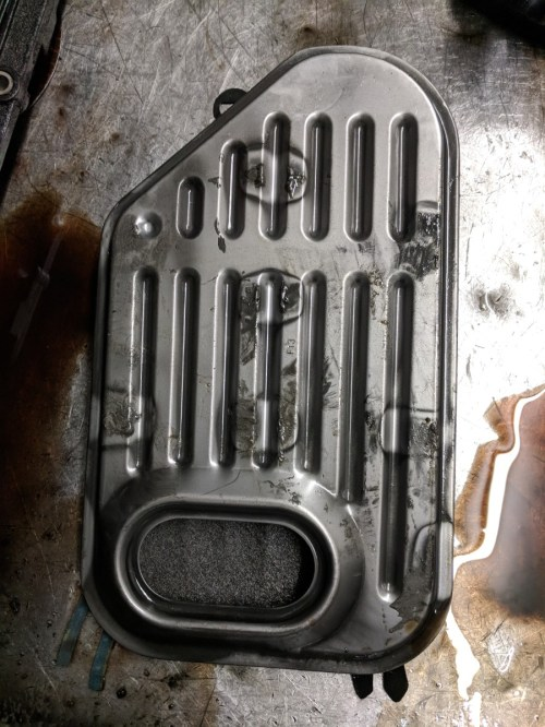 small resolution of should you change the filter in your automatic transmission