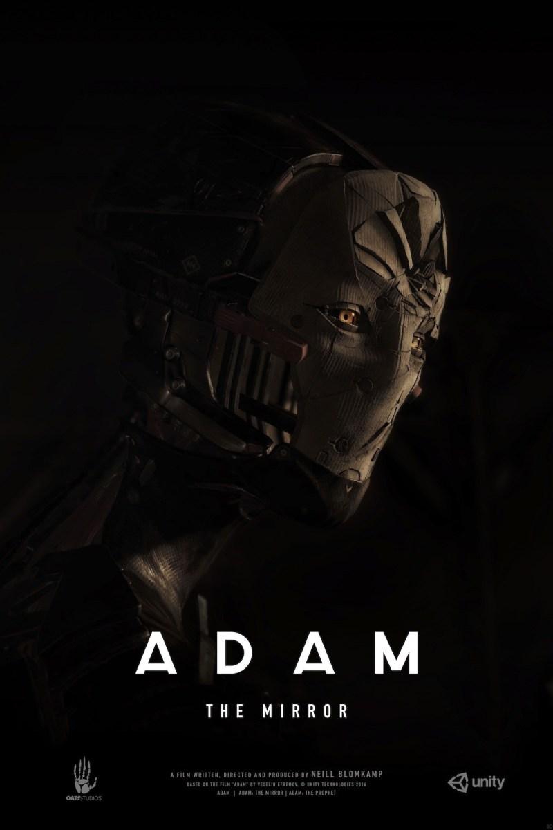 Sci Fi Short Film Adam By Neil Blomkamp And Unity