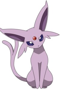 Espeon is  psychic type eeveelution that strongly associated with the sun also pokemon ultra and moon eevee evolution guide levelskip rh
