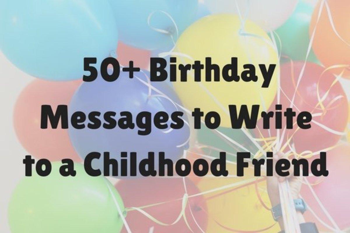 50 best birthday messages