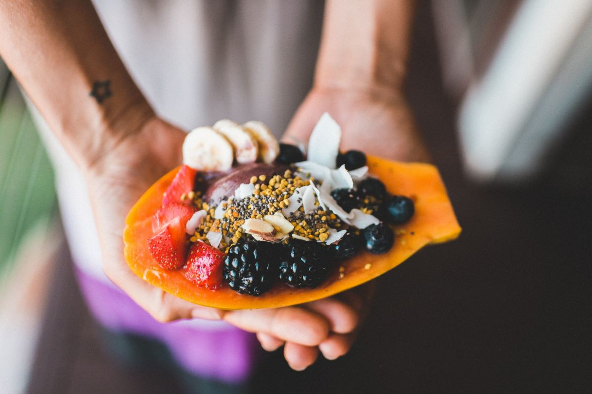 Papaya is widely consumed throughout the world.