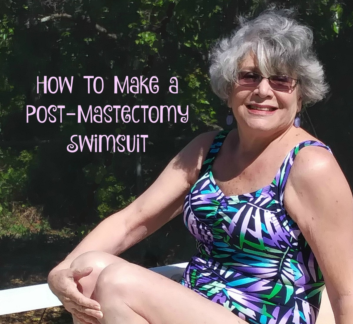How to Make an Easy and Inexpensive PostMastectomy
