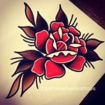 Traditional Tattoo Flowers Types Tattoo Designs Ideas