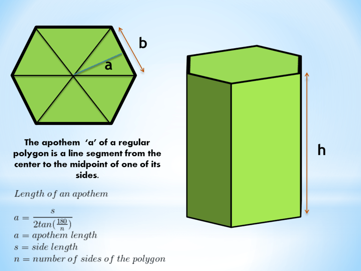 How To Solve For The Surface Area And Volume Of Prisms And