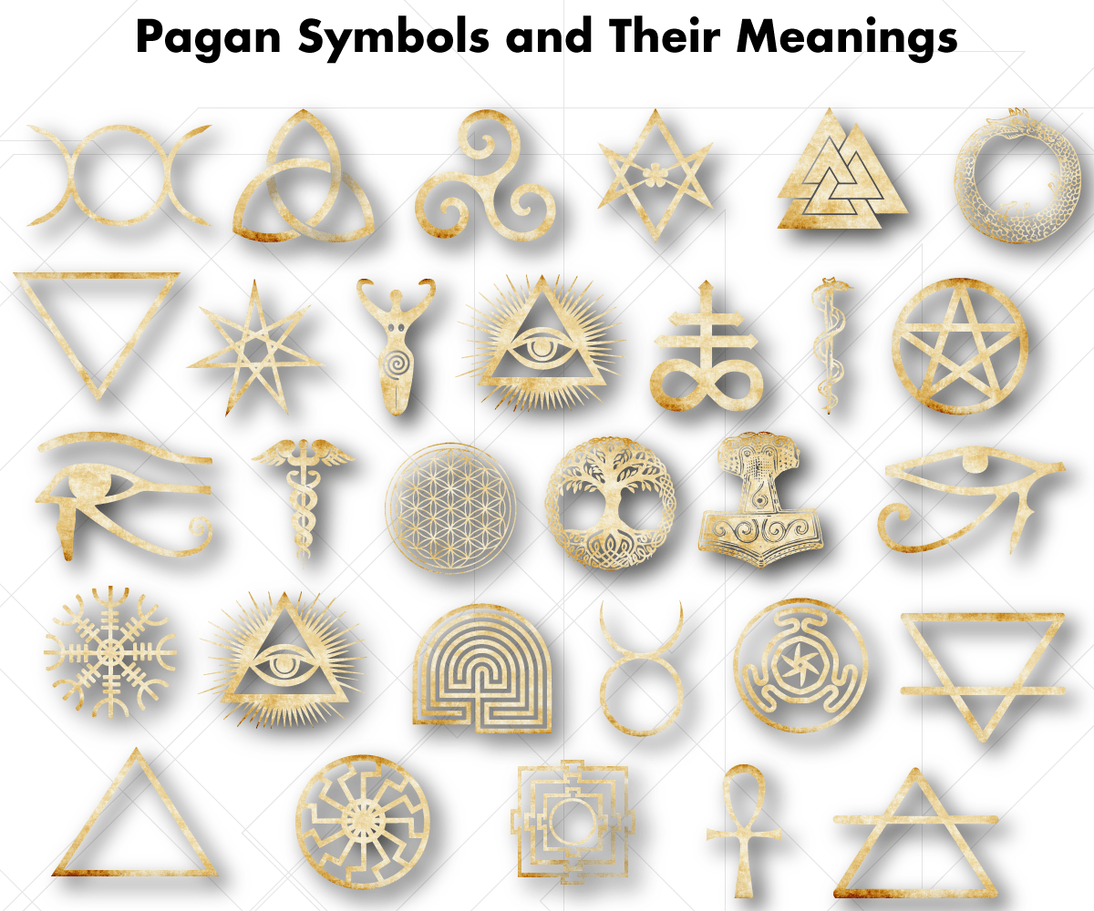 pagan symbols and their