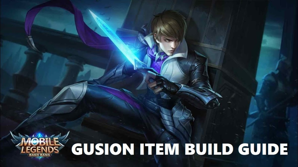Mobile Legends Gusion Item Build Guide  LevelSkip