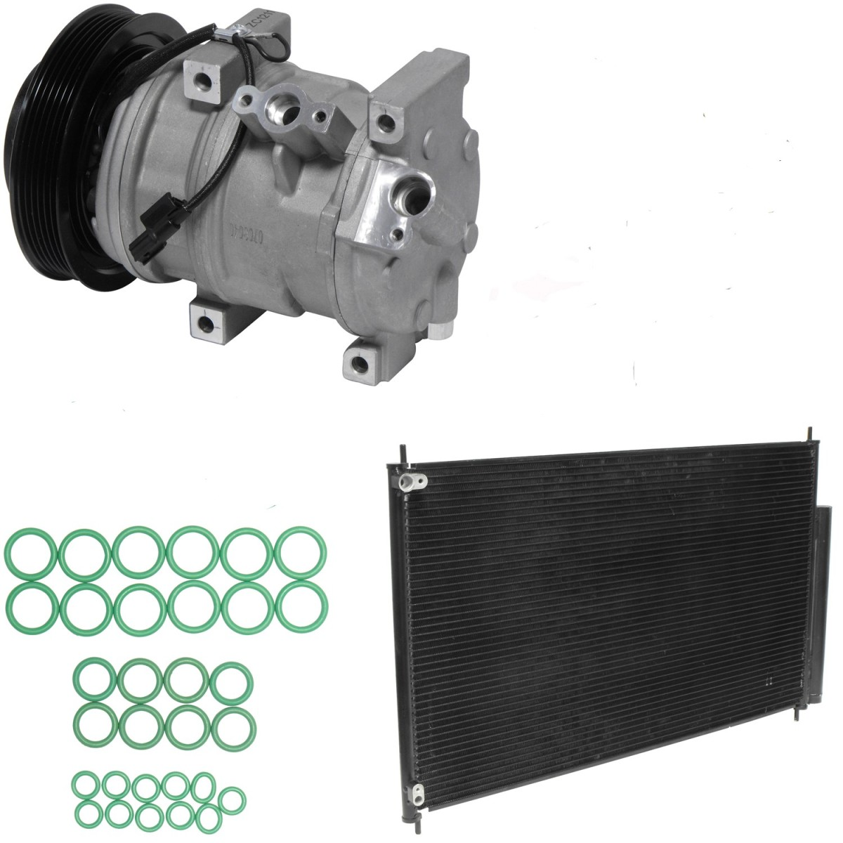 hight resolution of honda pilot ac service compressor and condenser replacement with video