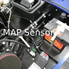 Ls3 Map Sensor Wiring Diagram Edelbrock 1405 Vacuum Symptoms Of A Bad And How To Test One Axleaddict On Footwell Inside Engine Compartment