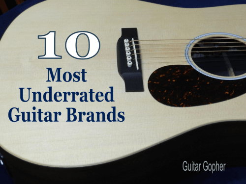small resolution of 10 most underrated guitar brands