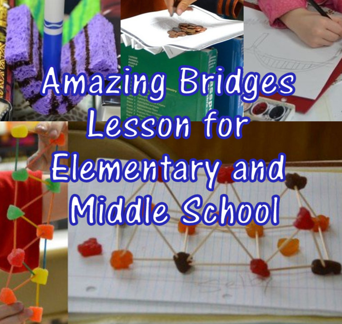 Lesson Plan On Bridges Forces Arch Bridges Amp Truss