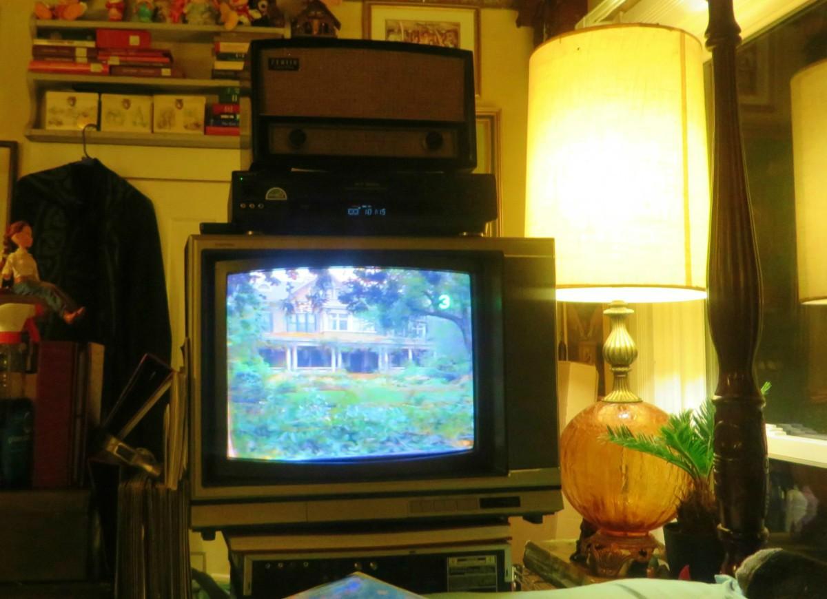1990 Sony Trinitron Color Television. Model KV-1926ra | HubPages