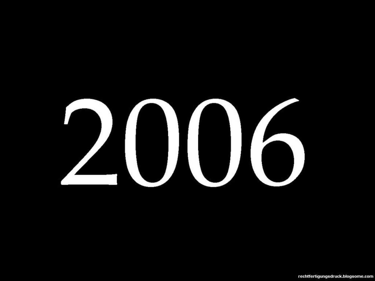 2006 fun facts trivia