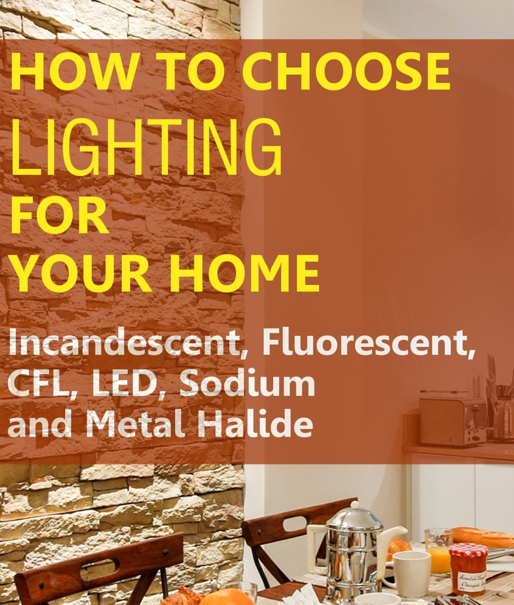hight resolution of how to choose home lighting led fluorescent incandescent cfl sodium and metal halide