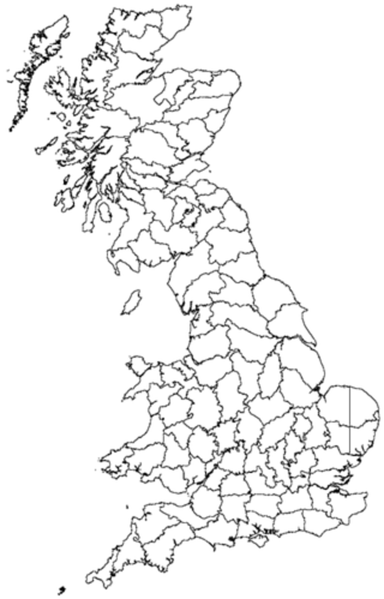 The Complete Guide to the Watsonian Vice County System