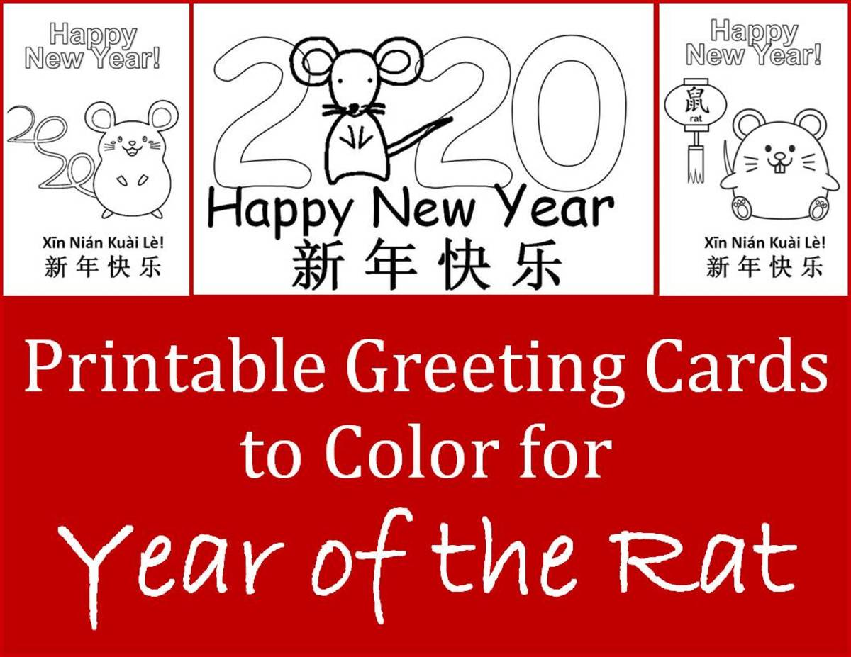 Printable Children S Craft Greeting Cards To Color For The