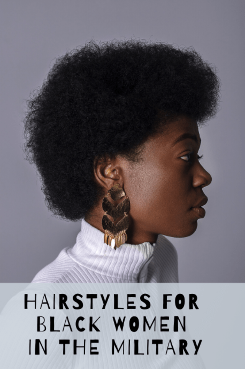 Regulation Hairstyles For Black Women In The Military Bellatory