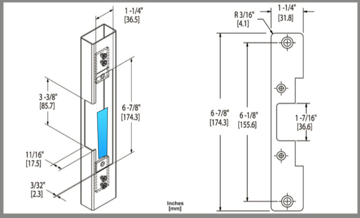 A Guide to Electric Locking for Narrow Stile Aluminum