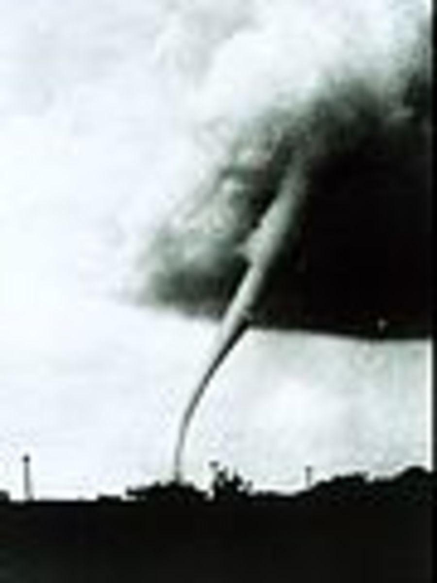 1953 Waco Texas Tornado HubPages