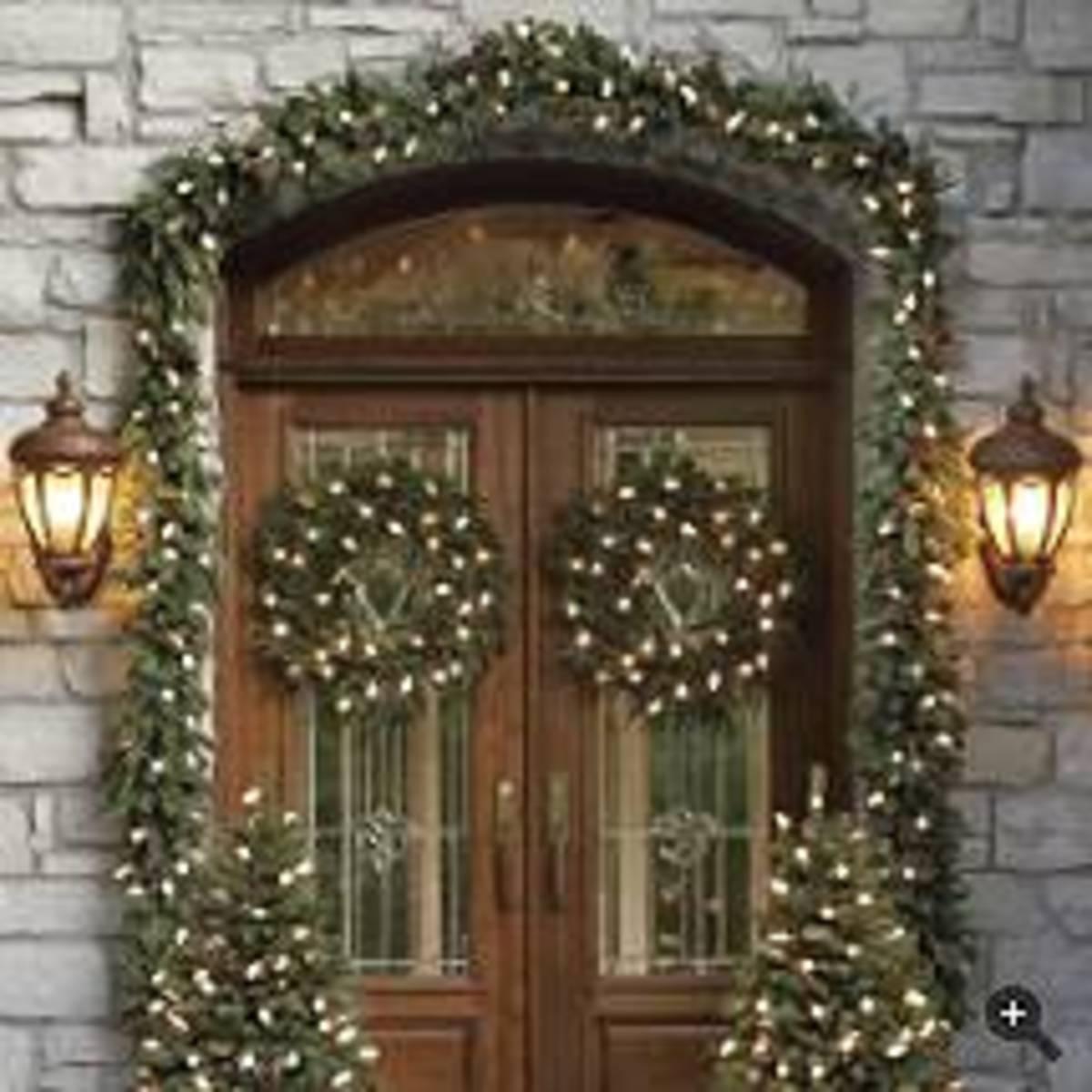 Garland Christmas Lights
