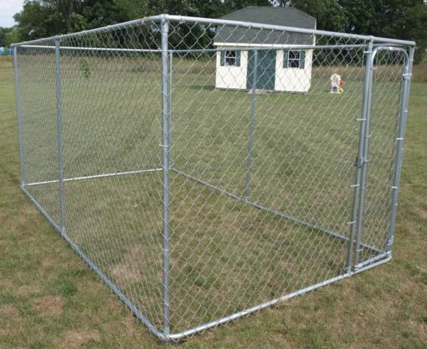 Outdoor Dog Kennels and Runs Flooring