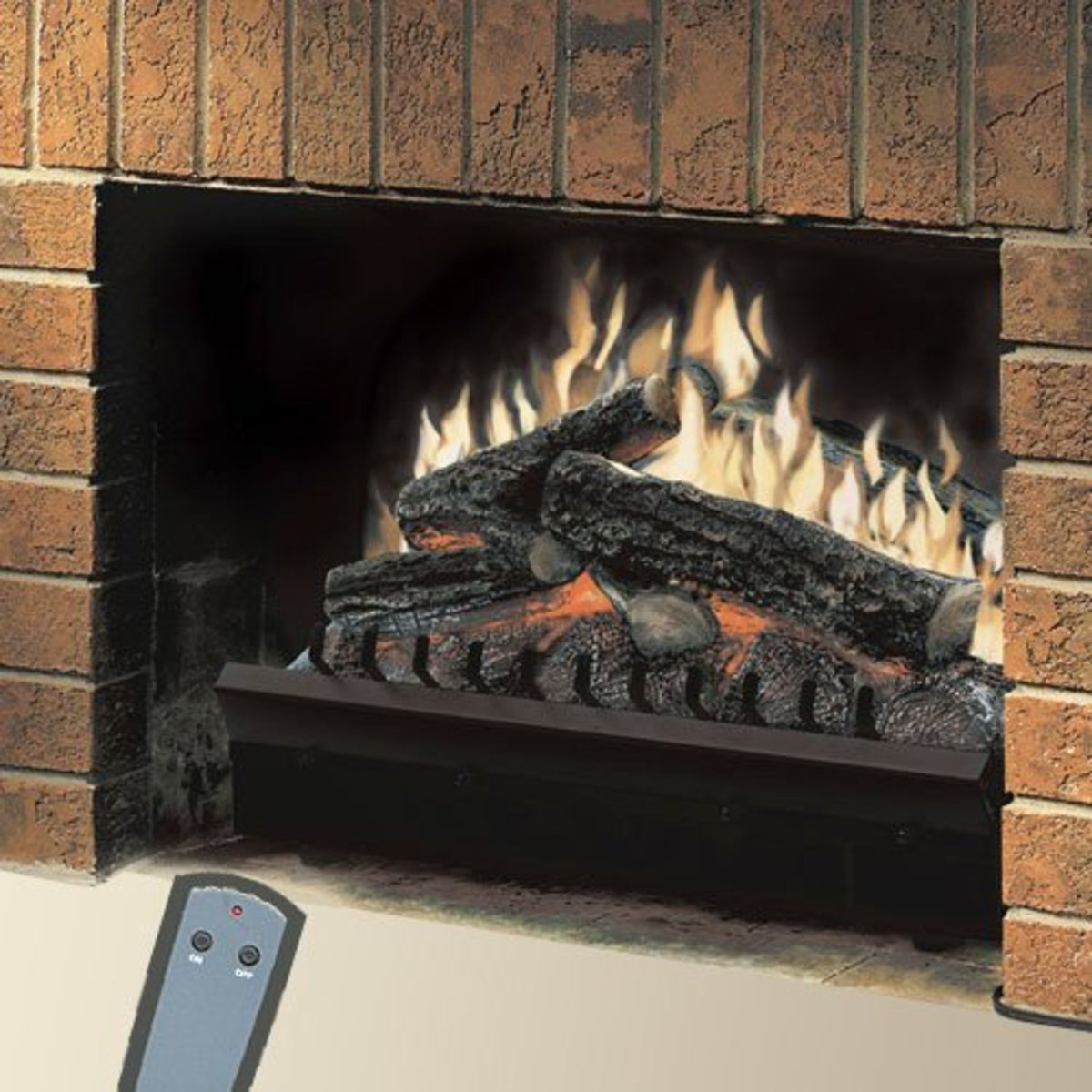 How Electric Inserts Differ from VentFree Gas Fireplaces  Dengarden