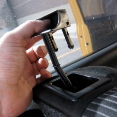 Recliner Chair Handle Broken Foam For Chairs How To Fix A Rear Seat Release Latch: Vw, Mkiv   Axleaddict