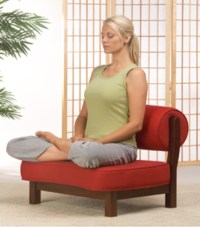 Meditation Chairs an Unlikely Meditation Ally | hubpages