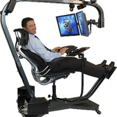 Good Posture Chair Office Rolling Chairs Atlantic City Fix Your Posture.., Get An Ergonomic Computer | Hubpages
